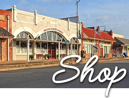 SHOP in Lake Whitney